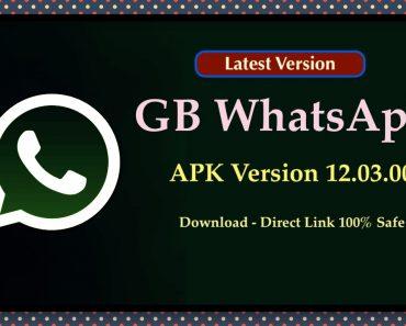 GB WhatsApp APK Version 12.03.00 Download