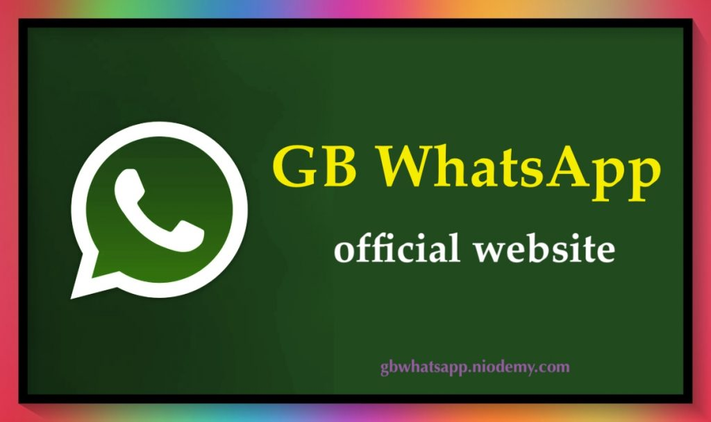 GB WhatsApp Website official